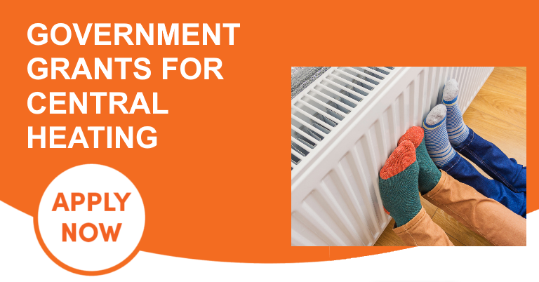 Apply now;Free Central Heating grants now available in the Hailsham