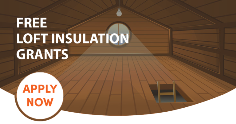 {Get|Apply for free loft insulation in the Aberdeen area.