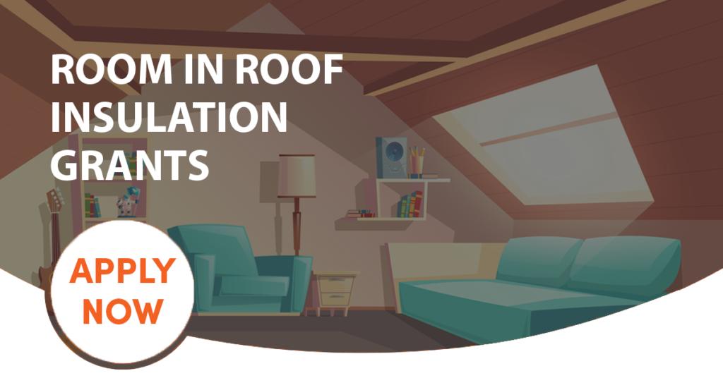 room in roof insulation grants uk